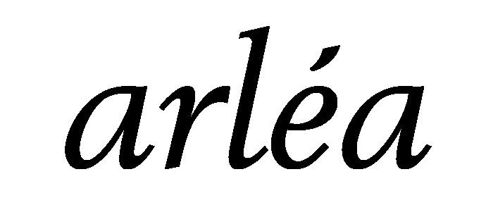 Logo de la maison d'édition Arléa